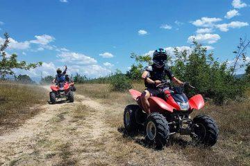 Приключение с ATV