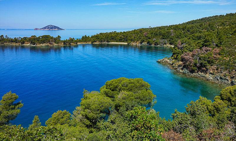 Гмуркане с акваланг в Гърция