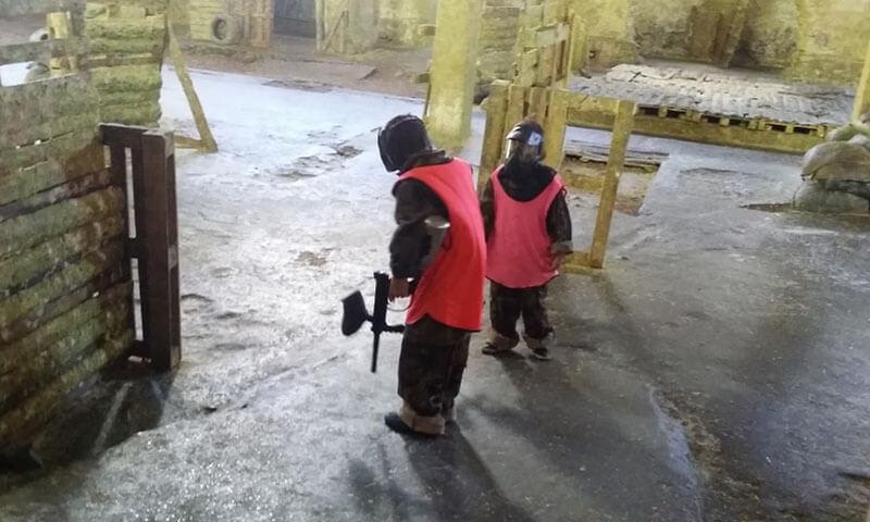Пейнтбол за деца