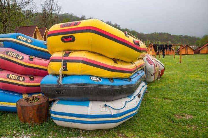 Лодки Рафтинг Тара Босна