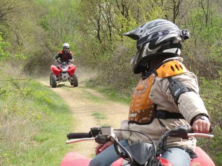 ATV приключение