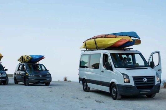 Kayak tours_