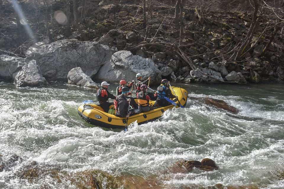 rafting arda