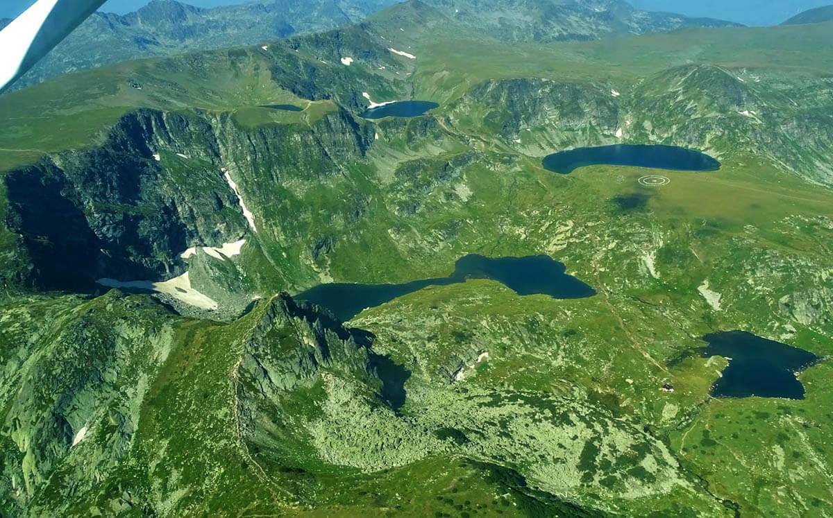 Полет на седемте рилски езера 2