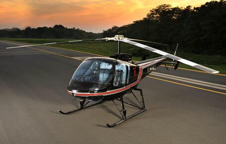 Обиколка с хеликоптер
