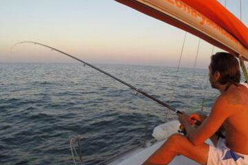 Риболов с яхта