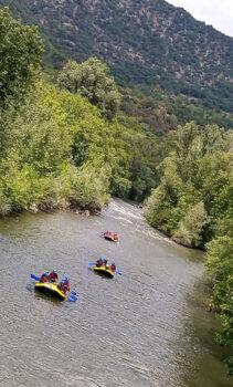 Река рафтинг
