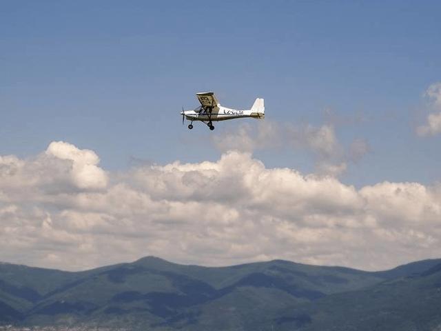 Урок по пилотиране