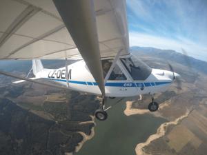 Урок по пилотиране на самолет
