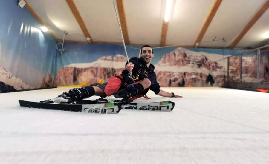 Обучение по ски